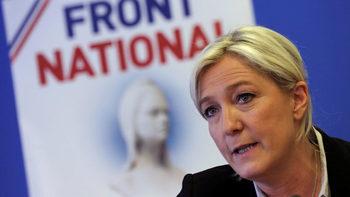 Срещу Национален фронт е повдигнато обвинение заради афера с помощници на евродепутати