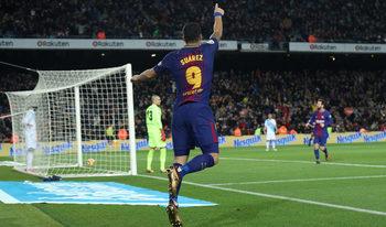 """""""Барселона"""" спечели последния си мач в Ла Лига преди """"класико"""""""