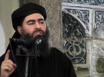 """САЩ държат лидера на """"Ислямска държава"""" в база в Сирия, обяви турски вестник, близък до властта"""