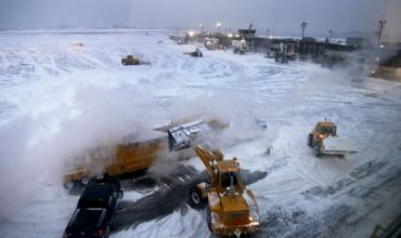 Два самолета се сблъскаха на американско летище
