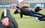 Краси Балъков изведе Етър на първа тренировка