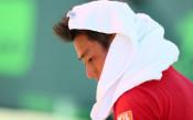 Нишикори аут от Australian Open