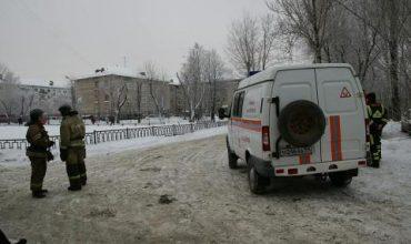 Ножове, кръв и паника в руско училище