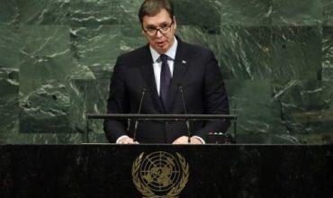 Сърбия ще развива сътрудничеството с Китай и Русия