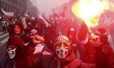 Полша изригна срещу нацисти