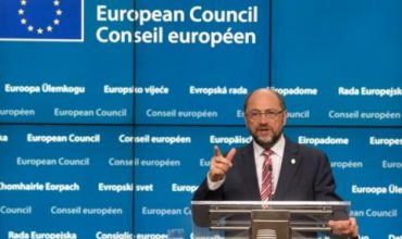 Социалдемократите дадоха мандат на Шулц за коалиция с Меркел