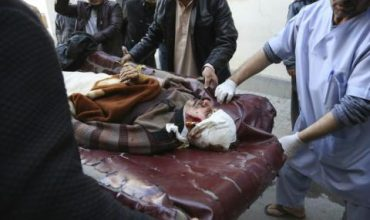 Терорист окървави Кабул