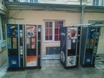 Премахнаха четири незаконни кафе автомата в Плевен