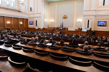 В парламента клетва положи нов депутат от ГЕРБ