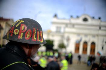 Не протестираме само за пари, обяви полицейски синдикалист