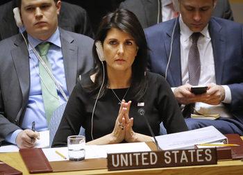 Може ли посланикът в ООН Ники Хейли да е следващият президент на САЩ