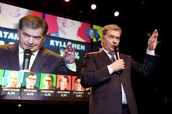 Финландците дадоха убедителна победа на президента си още на първия тур