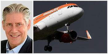 Новият директор на easyJet намали заплатата си до тази на предшественичката му