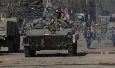 Киев готов да върне Донбас със сила