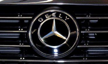 Geely става най-големият акционер в Daimler