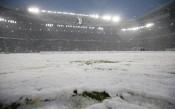 Снеговалеж отложи Юве – Аталанта