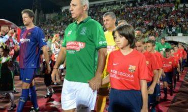 Христо Стоичков повежда отбор срещу Тоти