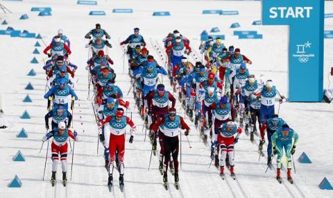 Последният българин на Олимпиадата не финишира