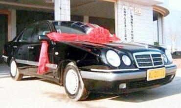 Китаецът, който си направи E-Klasse, а днес купува Daimler