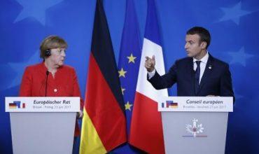 Германия и Франция ще убеждават Путин