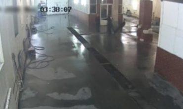 Мъж уби с един удар служител на автомивка (ВИДЕО)