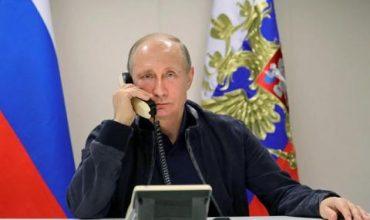 Путин: Тръмп, благодаря
