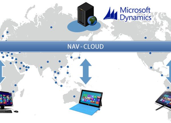 """Времето за внедряване на ERP система се свежда до три седмици с """"облачната"""" версия Microsoft Dynamics NAV Cloud"""