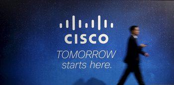 Cisco отчете ръст на приходите за пръв път от две години