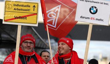 Сделката с металурзите вещае край на органиченията на заплатите в Германия