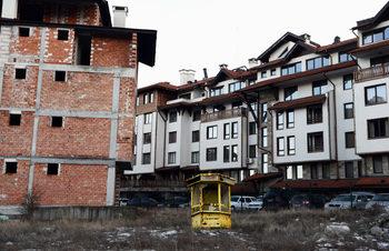 Строителството на сгради запазва темпа си през декември