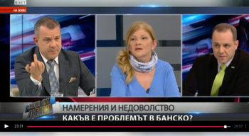 Кошлуков показал среден пръст под афект, смята шефът на новините в БНТ Уляна Пръмова