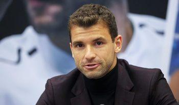 Григор Димитров ще играе срещу Сугита в сряда следобед