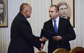 Докъде ще стигнат Борисов и Радев с Пеевски