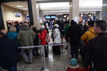 С 60% повече българи са пътували за туризъм в края на годината
