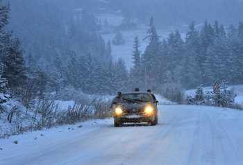 Министерството на външните работи призова да не се пътува из Балканите заради очакваните виелици и студ