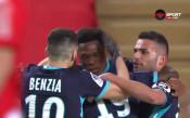 Лил шокира Монако с ранен гол