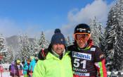 Янков и Пенчева спечелиха титлите от паралелния гигантски в Банско