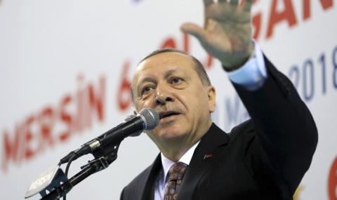 Ердоган иска да се изучава османски език
