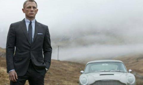 Нов филм за агент 007 на хоризонта (ВИДЕО)
