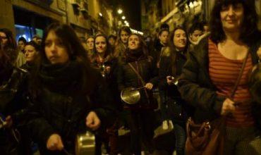 Стачка с тенджери и тигани в Испания