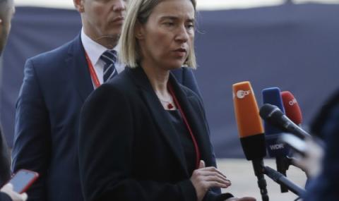 ЕС иска възстановен Донбас