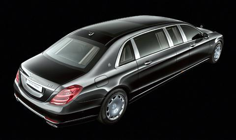 Mercedes-Benz обнови 6.5-метровия Maybach