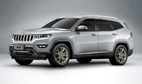 "Jeep Grand Wagoneer щял да бъде ""супер премиум"""
