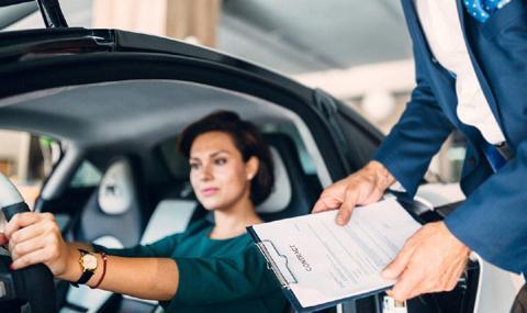 Как жените избират кола