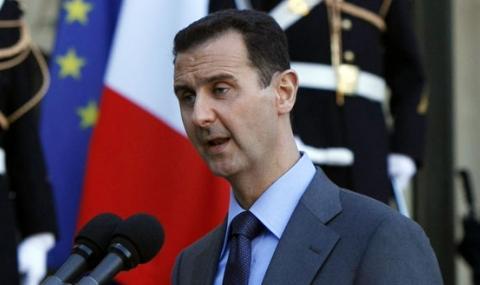 Мощен удар за чичото на Башар Асад