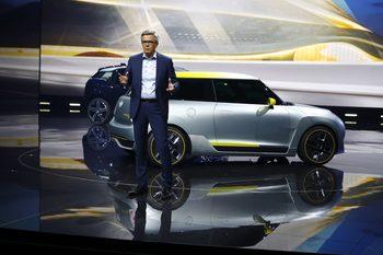 BMW измества производството на електрическия модел Mini към Азия