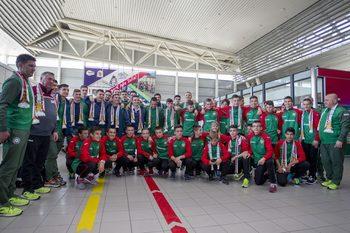 Юношите до 19 години започнаха европейските квалификации с равен срещу Испания
