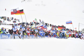 Украйна се включи в бойкота на Световната купа по биатлон в Русия