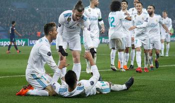 """""""Реал"""" е на четвъртфинал в Шампионската лига след нова победа над ПСЖ"""