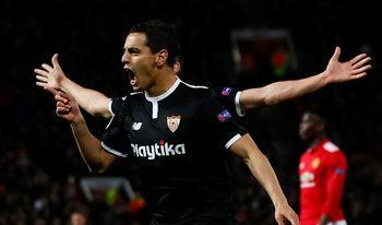 """""""Севиля"""" изхвърли предпазливия """"Юнайтед"""" от Шампионската лига"""